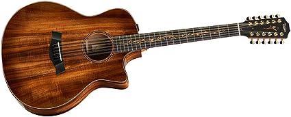 Taylor k66ce Grand Symphony 12-string Cutaway Guitarra ...