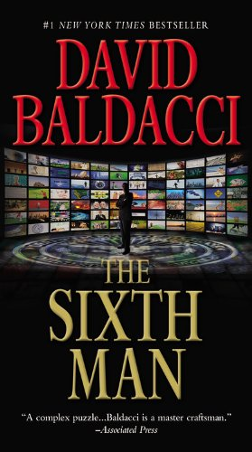 Download The Sixth Man (King & Maxwell Series) pdf