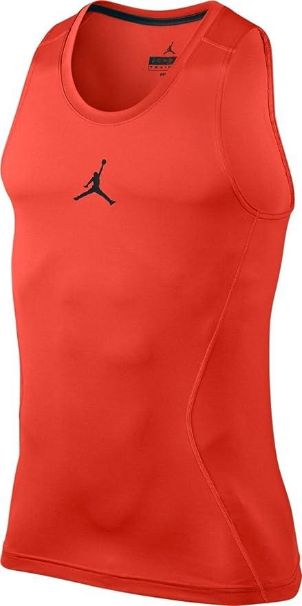 Nike 23 Alpha Dry Comp Tank Camiseta sin Mangas Línea Michael ...