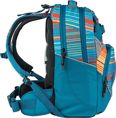 Ice Canyon Casual liters 2018 Multicolour Snowboards Zebra Daypack Nitro cm Blue 44 30 qpT7gw