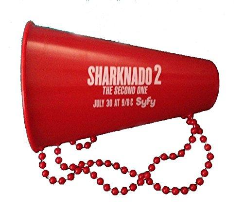 SHARKNADO 2 Promo Megaphone 2014 SDCC The Second One
