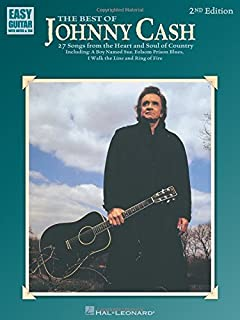 The Best Of Johnny Cash (easy Guitar With Notes And Tab)