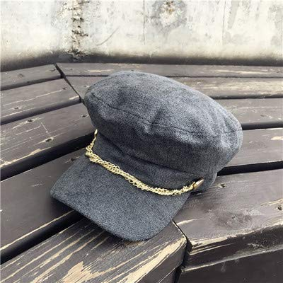 65650a1ab1c Wetietir Sports Hat Home Autumn and Winter Flat top hat Female Casual Wild  Cap Handsome Handsome