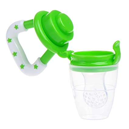 2 UNIDS Alimentador de Bebé Bebé Chupete Chupete Alimentos ...