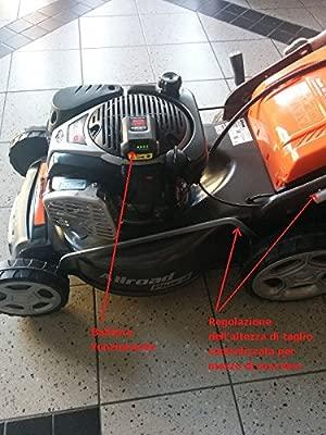 Oleomac Cortacésped 48 G TBXE Plus All road 4: Amazon.es ...
