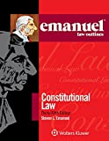 img - for Emanuel Law Outlines for Constitutional Law book / textbook / text book