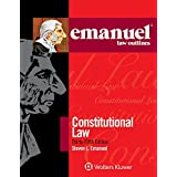 Emanuel Law Outlines for Constitutional Law