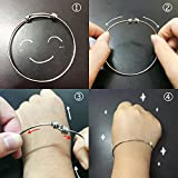 Term Begins/end Teachers Gift Bangles It takes a big heart to teach little minds Expandable Bracelets New (Cute App Love Heart Shape Teacher Bangle)