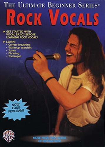- Ultimate Beginner Series: Rock Vocals with Tom Bogert [Instant Access]