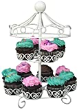 12 Count Carousel Cupcake Stand Holder Display by Cooking Upgrades