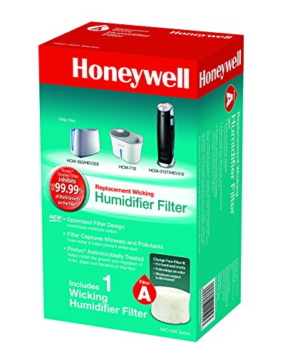 Honeywell HAC-504 Series Humidifier Replacement Filter, Filter A