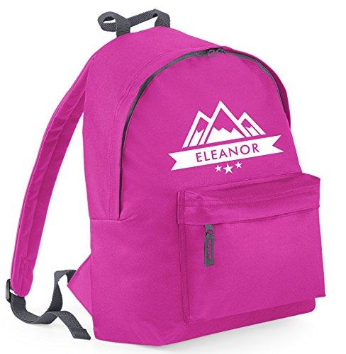 Edward Sinclair - Fuchsia Backpack Bag For Women