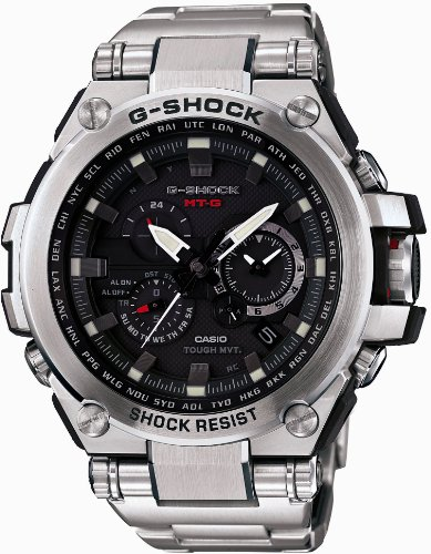Casio G-SHOCK MT-G TRIPLE G RESIST MTG-S1000D-1AJF