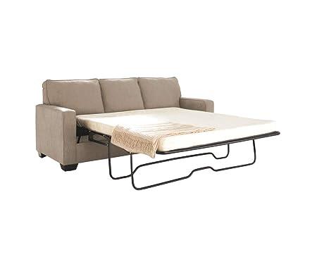 Signature Design by Ashley Zeb Queen Size Contemporary Sleeper Sofa