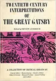 critical essays on gatsby