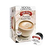 k cups for 2 0 keurig - Caffe D'Vita Premium Mocha Cappuccino K-CUP - Compatible with Keurig K-CUP Brewing Systems Including 2.0 - 12 Count