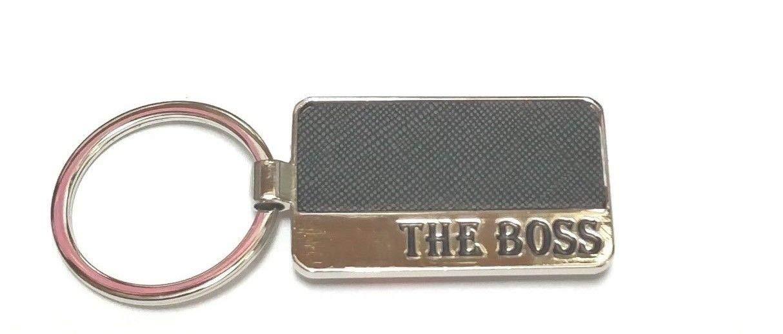 Le Chef Nom de m/étal argent/é Porte-cl/és Jrose Collections en bo/îte cadeau de luxe par Sterling Effectz