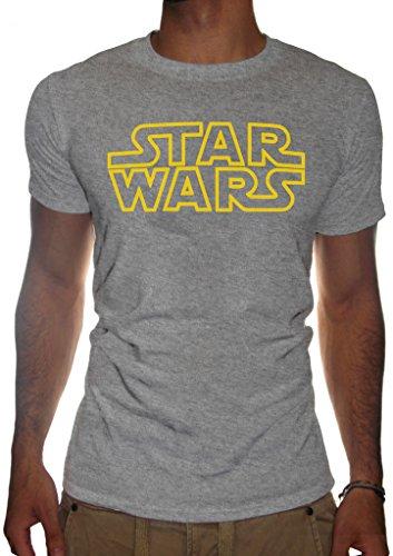 SubWorks Ltd. -  T-shirt - Uomo grigio Medium