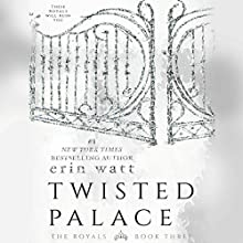 Twisted Palace Audiobook by Erin Watt Narrated by Angela Goethals, Zachary Webber