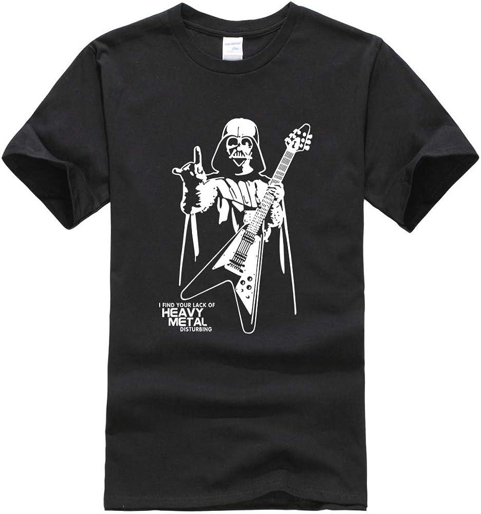 HNOSD Camisetas Verano Manga Corta Hombres Camiseta Heavy Metal Divertido patrón Ropa Harajuku Camiseta Hombres Tops Camisetas: Amazon.es: Ropa y accesorios