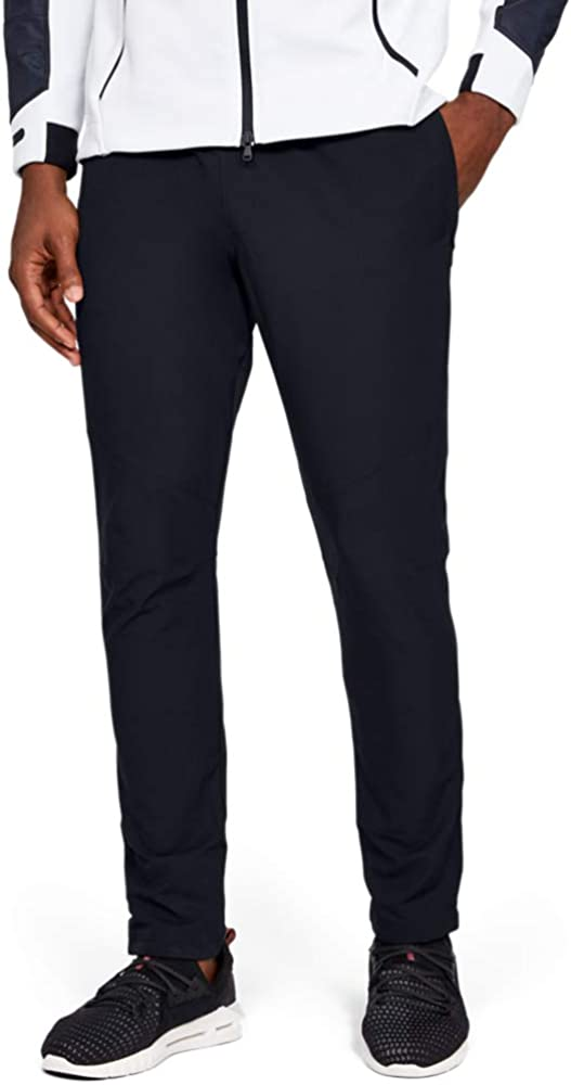 Under Armour Mens Woven Pants: Clothing