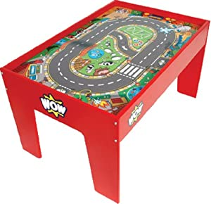 Amazon Com Wow Activity Play Table Toys Amp Games
