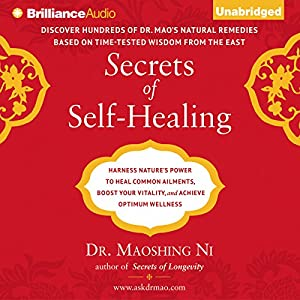 Secrets of Self-Healing Audiobook