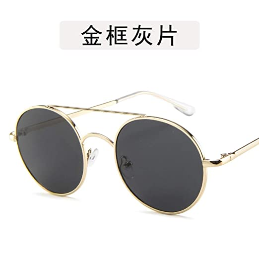 Yangjing-hl Leopardo Gafas de Leopardo Gafas de Sol con ...