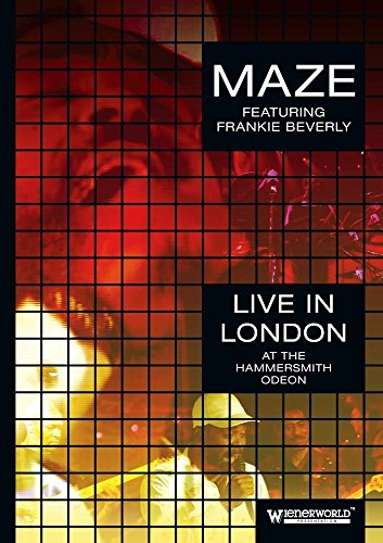 Maze Featuring Frankie Beverly - Live At The Hammersmith Odeon (Maze Live Concert)
