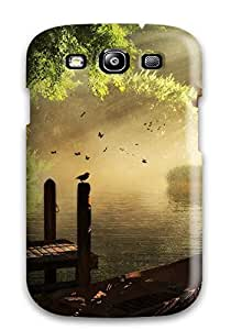 Hot Fashion BTcaffh2238OcWxv Design Case Cover For Galaxy S3 Protective Case (scenic Photography People Photography)