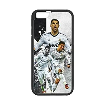 Iphone 6 Plus 55 Inch Cell Phone Case Black Cool Cristiano