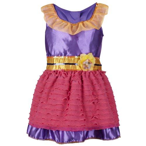 [Dora the Explorer Fiesta Fun Dress] (Dora Costume For Kids)