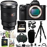 Sony Alpha a7II Mirrorless Digital Camera w/ FE 24-70mm f/2.8 GM Lens & 128GB SD Card Bundle