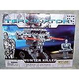 Best Lock Terminator Toys - Best-Lock Building Set 2012 The Terminator Hunter Killer Review