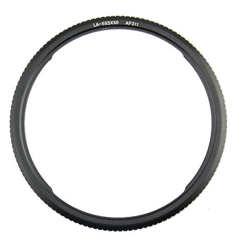 Review Kiwifotos LA-58SX50 Aluminum Lens/Filter