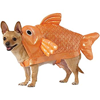 Rubie's Gold Fish Dog Costume