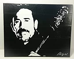 Duct Tape Art Piece of The Walking Dead Negan