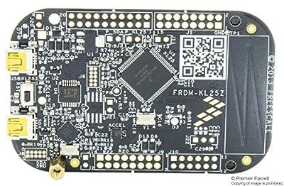 Freescale Semiconductor Frdm-kl25z Eval Brd, Kinetis Kl25z Freescale Freedom Platform