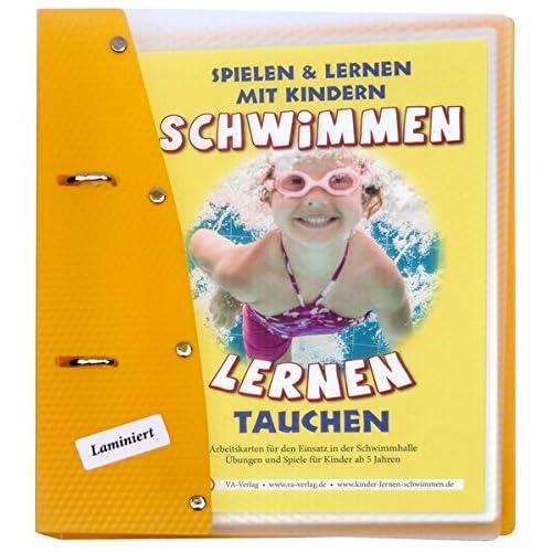 Schwimmen lernen 2: Tauchen (laminiert) (Schwimmen lernen - laminiert)