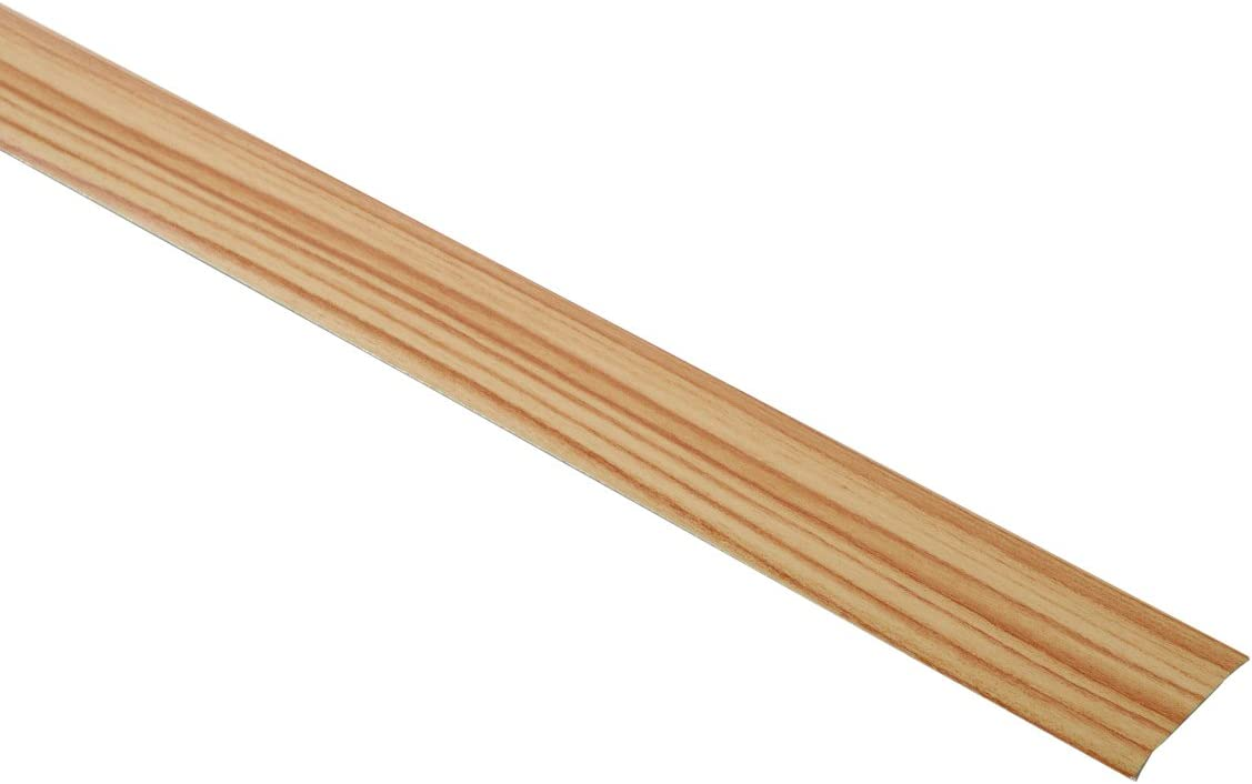 Madera cerezo 82 cm Brinox B812003 Tapajuntas moqueta estrecho adhesivo