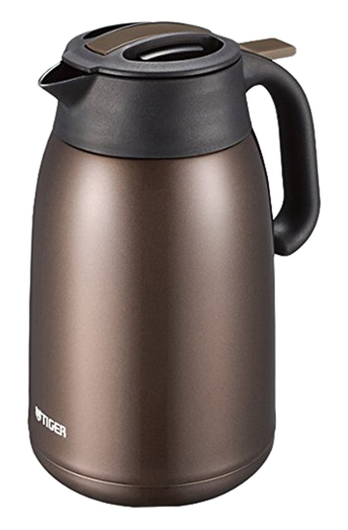 Tiger stainless steel pot 1.2L Brown PWM-B120-TV