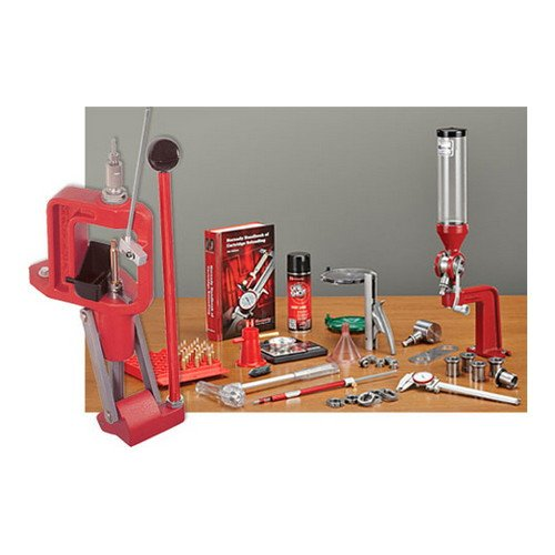 - Hornady 085010 Lock-N-Load Classic Deluxe Reloading Kit