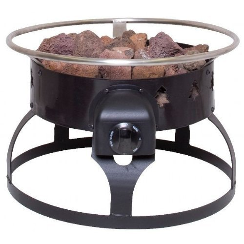 - Camp Chef Redwood Portable Propane Fire Pit