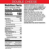 Cheez-It Snap'd, Cheesy Baked Snacks, Double
