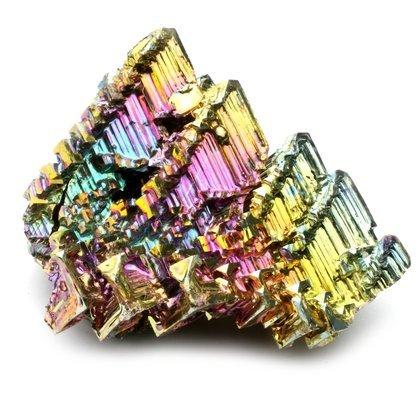 Large Crystal - Bismuth Crystal Specimen - Extra Large 50-60mm