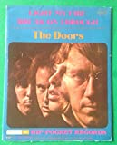 DOORS Light My Fire /Break On Through 45 RPM Flexi Disc Hip Pocket Record HP 9