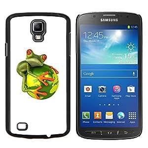 Stuss Case / Funda Carcasa protectora - Global Warming Extinción - Samsung Galaxy S4 Active i9295