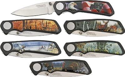 American Hunter Wildlife Fold Knife