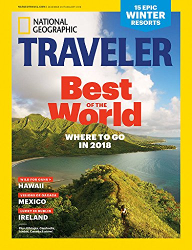 Magazines : National Geographic Traveler