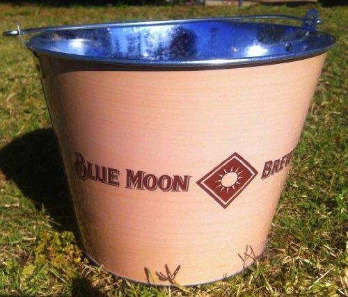 blue moon beer bucket - 5